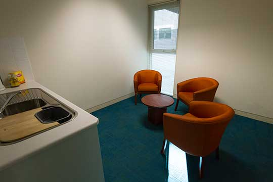 Community Spaces Interview Rooms