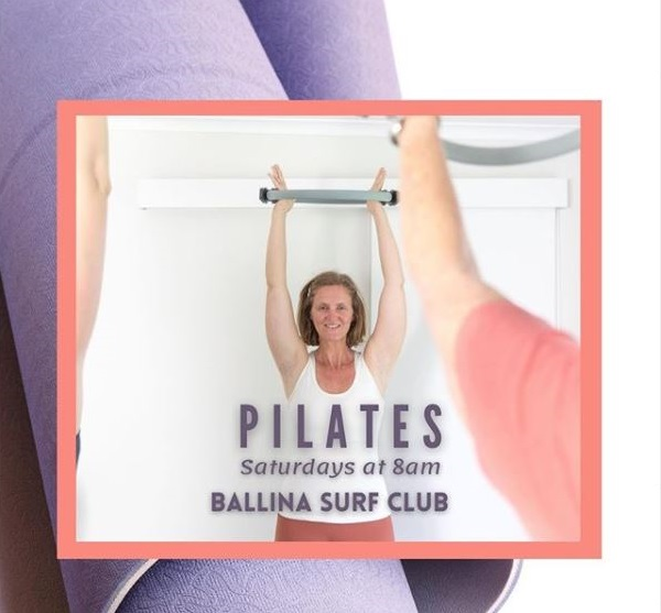 Pilates Ballina Surf Club